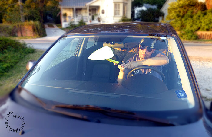 Clean Your Windshield with #WalmartAuto