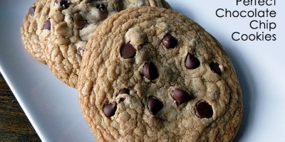 Cooks Illustrated Perfect Chocolate Chip Cookie #recipes
