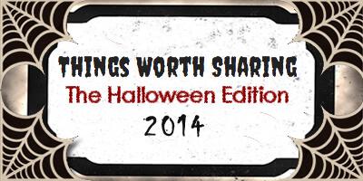 Halloween 2014 #thingsworthsharing