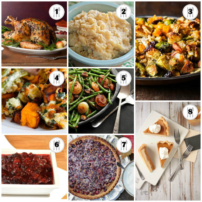 Thanksgiving Dishes with a Twist - MyUntangled Life #recipes