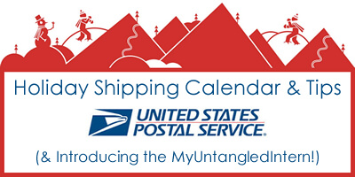 USPS Holiday Shipping Untangled