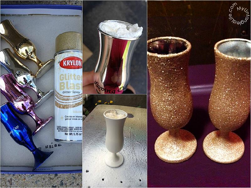 DIY Holiday Candle Holders - MyUntangled Holidays