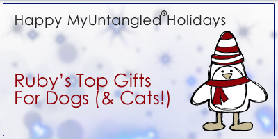 Ruby's Top Gifts for Pets and Pet Lovers 2014