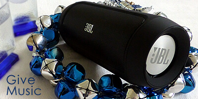 #GiftingAudio with JBL Wireless Portable Speakers