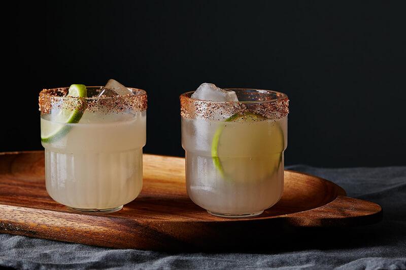 Mid-Winter Margarita