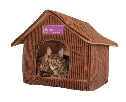 Neko Nappers Pet House - Awesome gift for Pets!