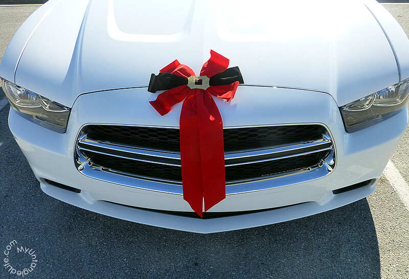 How About a New Car for Christmas? #walmart