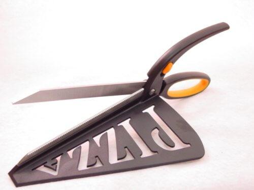 Pizza Scissors Spatula Cut-n-Serve