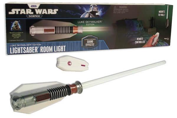 Star Wars Room Night Lightsaber