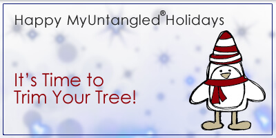 Trim Your Tree with Amazing Ornaments - MyUntangled Holidays 2014