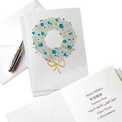 UNICEF shop Holiday Cards