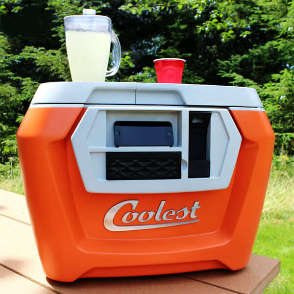 The Coolest Cooler - A great gift for geeks!
