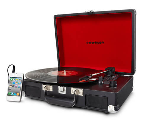Cruiser Smartphone Turntable - A great gift for geeks!
