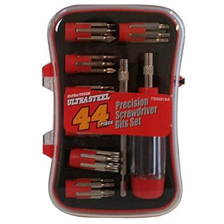 44pc Screwdriver Set - A great gift for geeks!