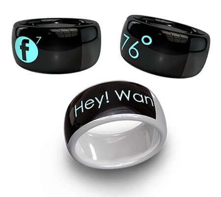 Smart Ring - A gift for geeks!
