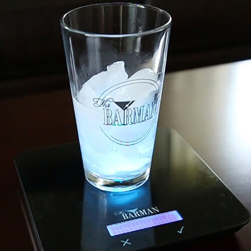 The Barman - A great gift for geeks!