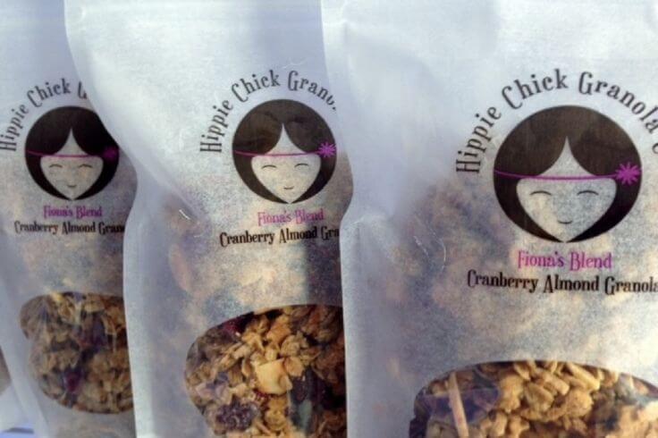 Hippie Chick Small Batch Granola