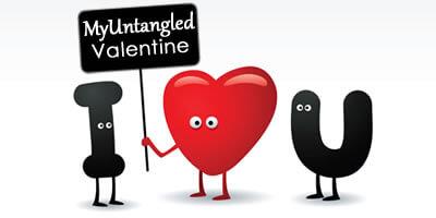 MyUntangled Valentines
