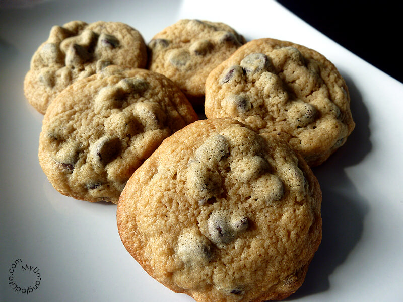 King Arthur Flour Essential Chocolate Chip Cookie Recipe
