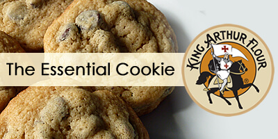 The Essential Chocolate Chip Cookie from King Arthur Flour