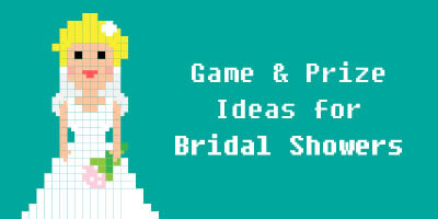 Affordable Bridal Shower Prizes and Games