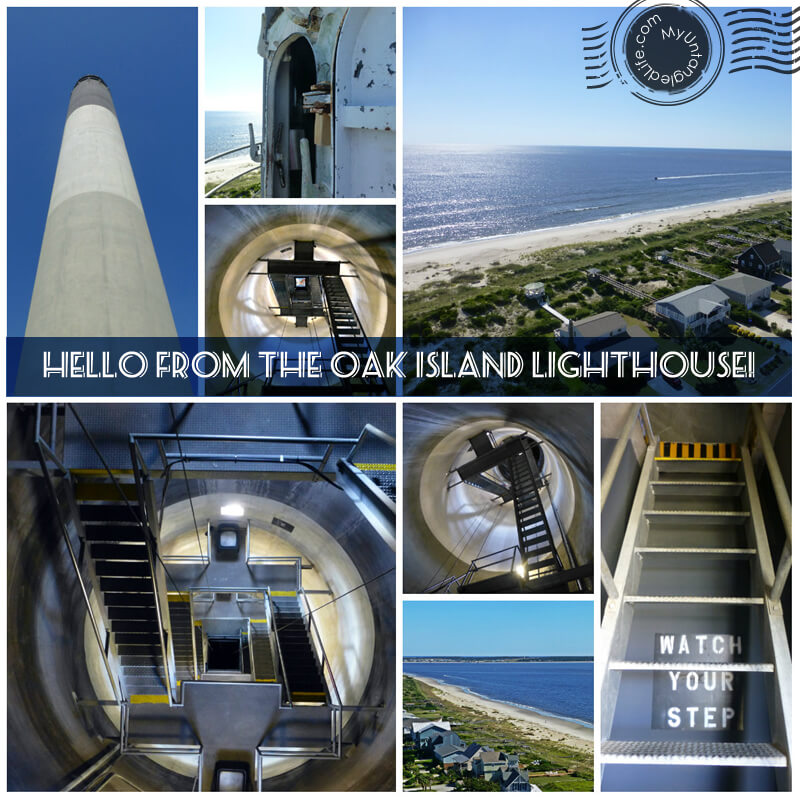 Oak Island North Carolina Lighthouse Tour