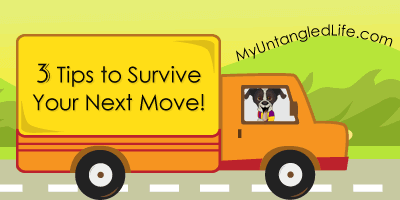 Tips for Surviving a Long Distance Move