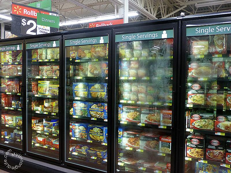 #PowerfulProtein Meals at Walmart