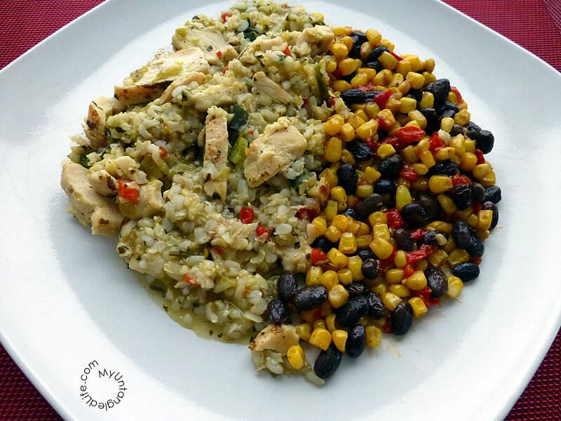 STOUFFER'S® Fit Kitchen Cilantro Lime Chicken