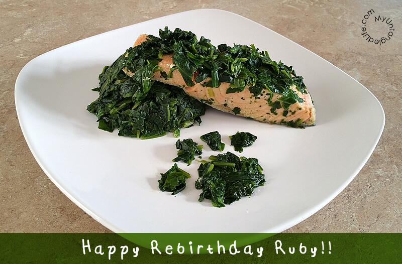 Rebirthday Dinner for Ruby