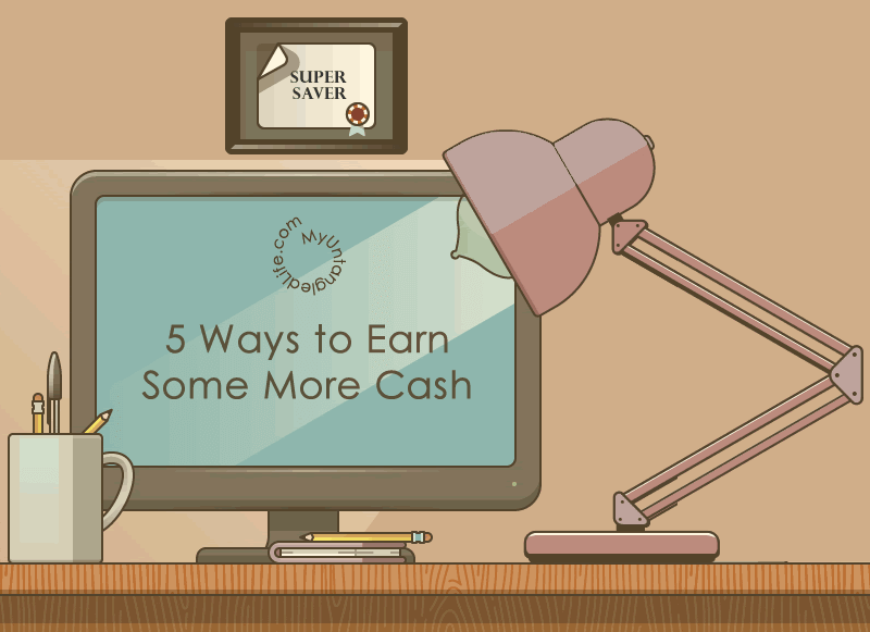5 Simple Ways to Earn Extra Cash