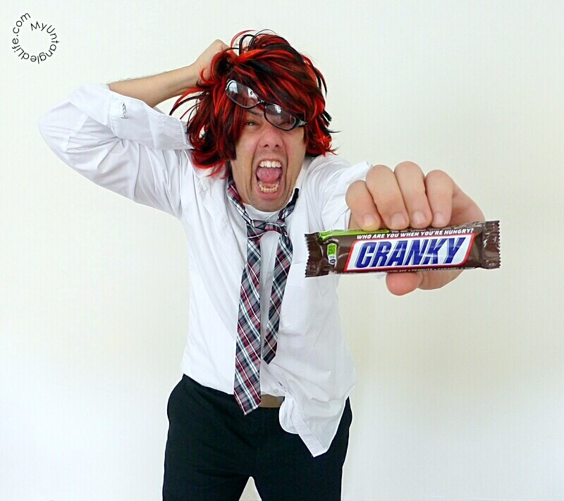 Jake the Data Devil #EatASNICKERS
