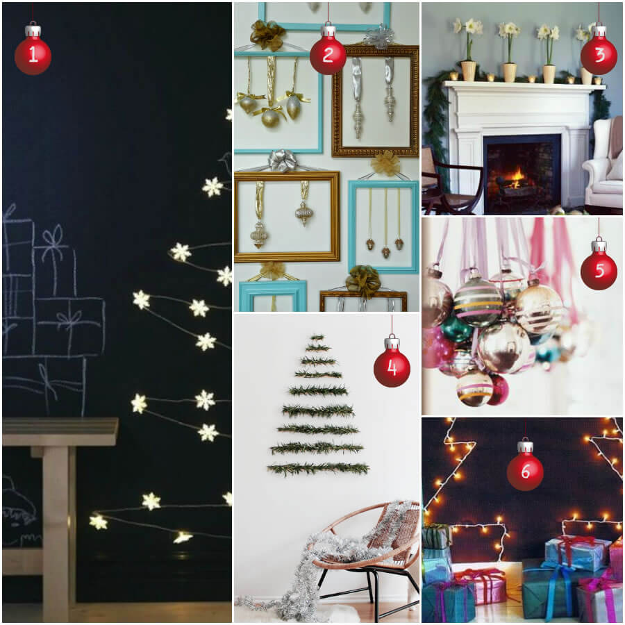 Quick DIY Christmas Decorating Ideas - MyUntangled Life
