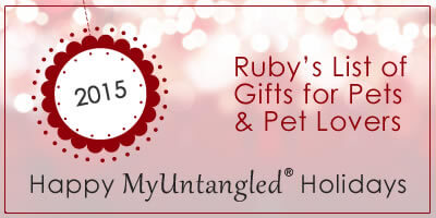 The Bloggin' Dog's Gifts for Pets and Pet Lovers