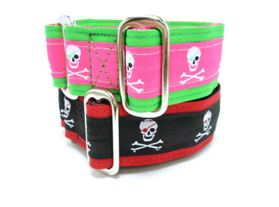 Jolly Roger Martingale Collar