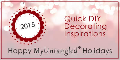 Quick DIY Christmas Decorating Ideas
