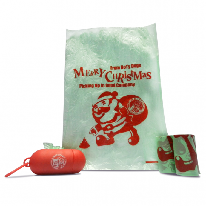 Xmas Poop Bags - Gifts for Pets and Pet Lovers
