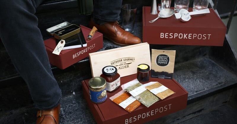 Bespoke Post - The ultimate gift for guys!