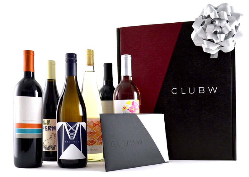 Club W - Give the gift of Wine!