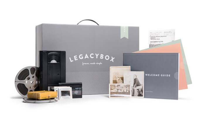 Legacy Box - A fantastic gift alternative!