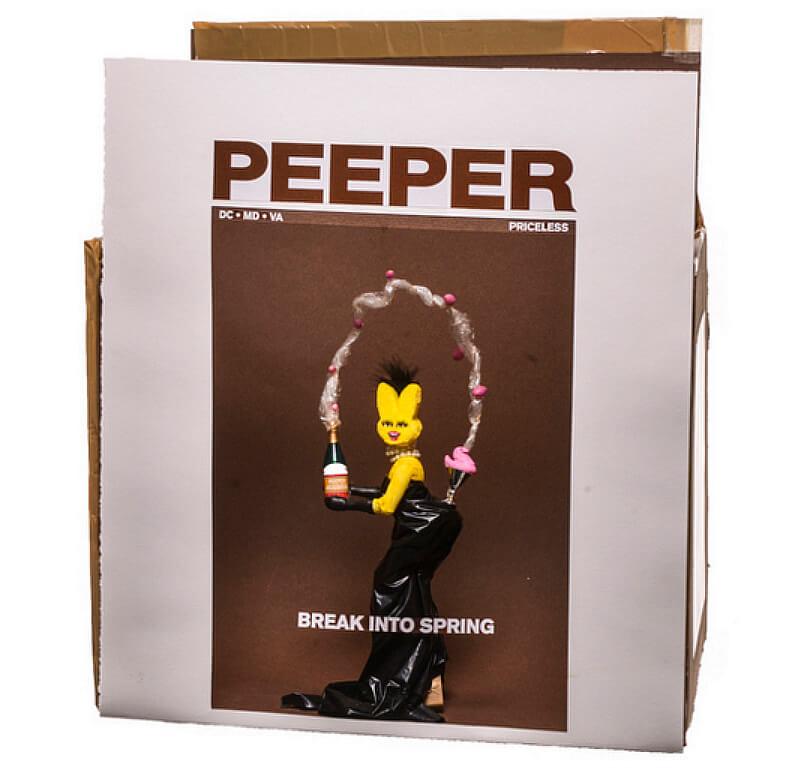 Kim K Peep