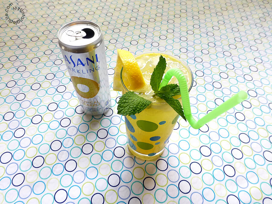 Tropical Fauxmosa Recipe #NewWayToSparkle