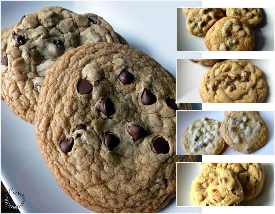 Best Chocoloate Chip Cookie Recipe Roundup