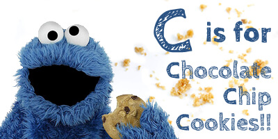 C is for Chocolate Chip Cookies Untangled