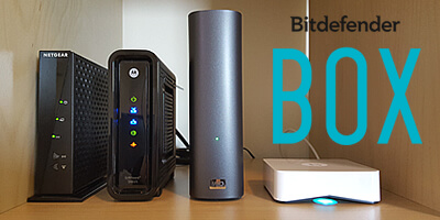 Bitdefender BOX Digital Protection