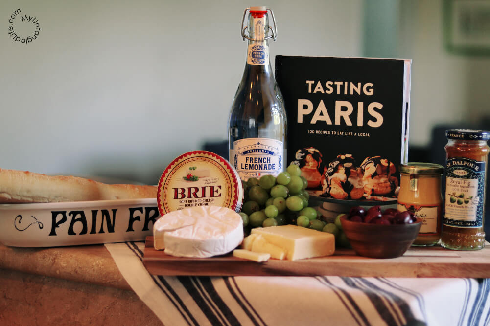 La Vie Untangled - Classic #French party snacks to inspire your french-themed soirée!