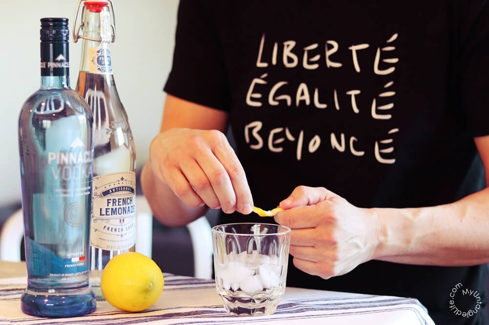 Liberté Egalité #Beyoncé - During Bastille Day and beyond, start living La Vie Untangled!