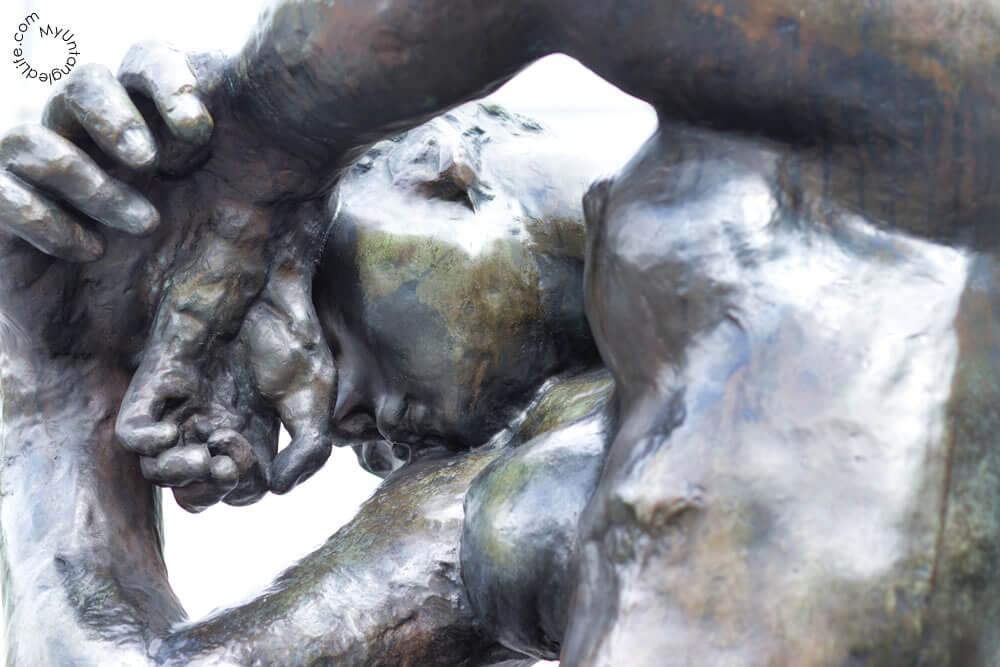 Meditation with Arms - Auguste Rodin - North Carolina Museum of Art